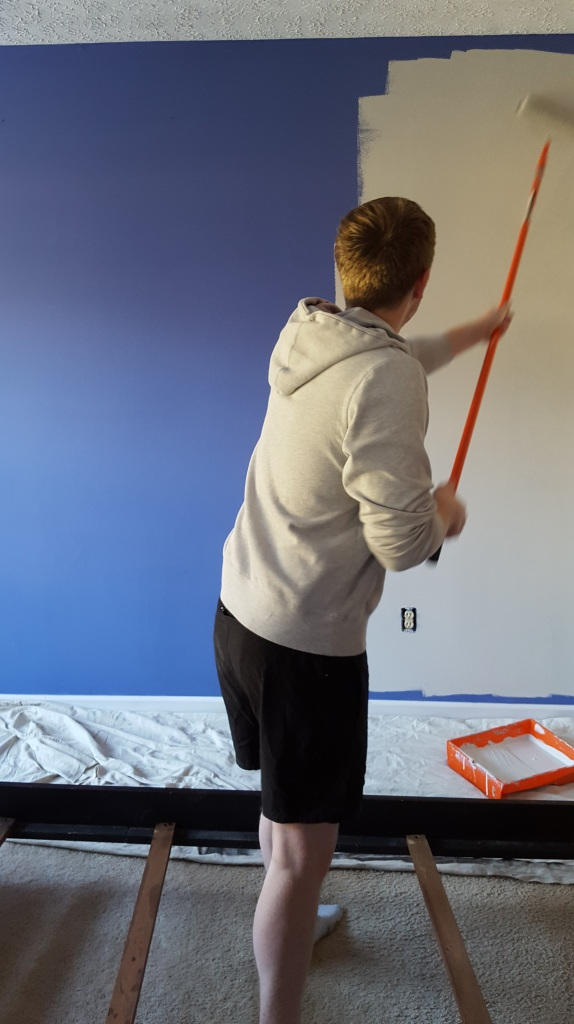 Sean painting master