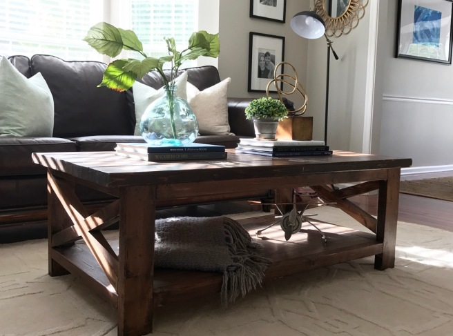 Coffee Table Styling 1