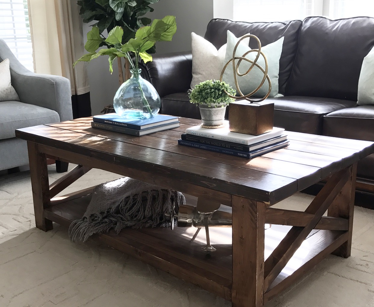 Coffee Table Styling 2
