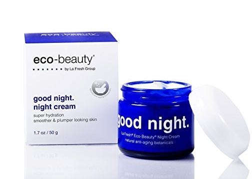 eco beauty night cream
